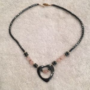Jewelry - Lava stone necklace